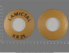 Image of LaMICtal XR Patient Titration Kit (Orange)