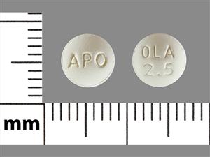 Image of Olanzapine