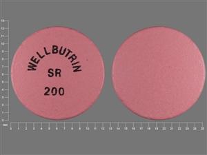 Image of Wellbutrin SR